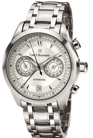 Carl F. Bucherer Manero CentralChrono  Men's Watch 00.10910.08.13.21