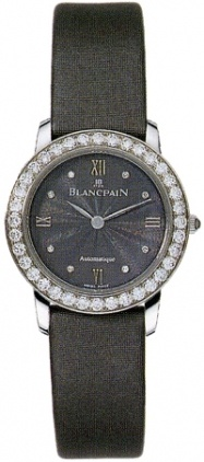 Blancpain Villeret Automatic  Women's Watch 0096-192AN-52