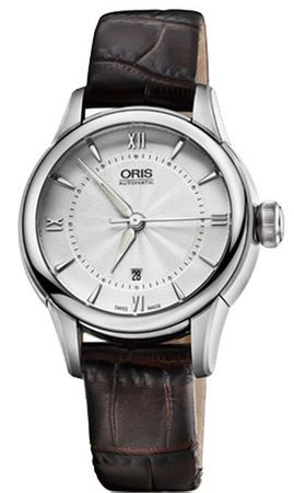 Oris Artelier Date  Women's Watch 01 561 7687 4071-07 5 14 70FC