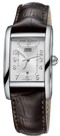 Oris Rectangular Date  Women's Watch 01 561 7692 4061-07 5 18 20FC