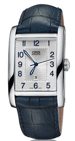 Oris Rectangular Date  Men's Watch 01 561 7693 4031-07 5 22 25FC