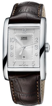 Oris Rectangular Date  Women's Watch 01 561 7693 4061-07 5 22 20FC