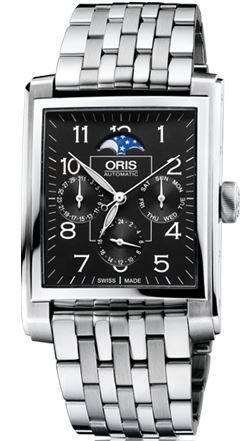 Oris Rectangular   Men's Watch 01 582 7658 4034-07 8 23 82