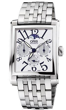 Oris Rectangular   Men's Watch 01 582 7658 4061-07 8 23 82
