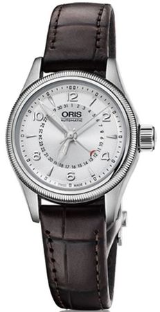 Oris Big Crown Pointer Date  Women's Watch 01 594 7680 4061-07 5 14 76FC