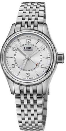 Oris Big Crown Pointer Date  Women's Watch 01 594 7680 4061-07 8 14 30
