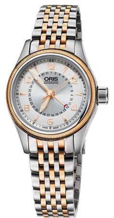 Oris Big Crown Pointer Date  Women's Watch 01 594 7680 4361-07 8 14 32