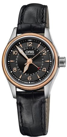 Oris Big Crown Pointer Date  Women's Watch 01 594 7680 4364-07 5 14 76FC