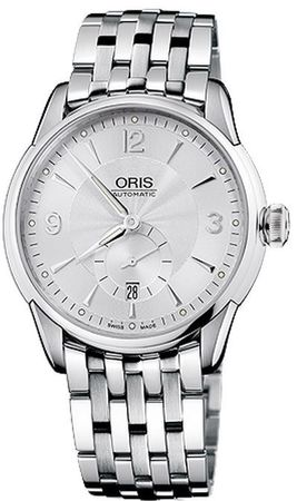Oris Artelier Small Second Date Men's Watch 01 623 7582 4071-07 8 21 73