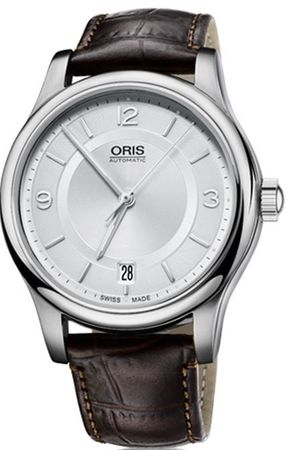 Oris Classic Date  Men's Watch 01 733 7578 4031-07 5 18 10