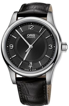 Oris Classic Date  Men's Watch 01 733 7578 4034-07 5 18 11