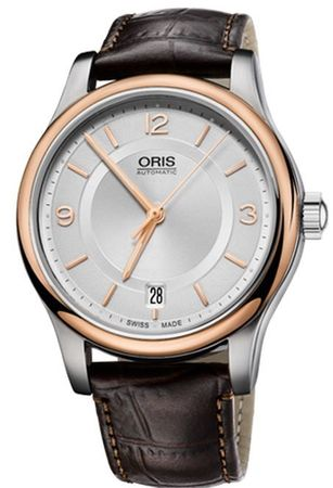 Oris Classic Date  Men's Watch 01 733 7578 4331-07 5 18 10