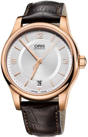 Oris Classic Date  Men's Watch 01 733 7578 4831-07 6 18 10