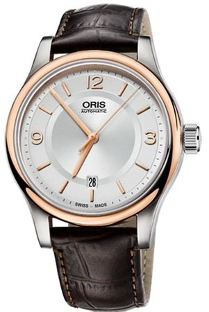 Oris Classic Date  Men's Watch 01 733 7594 4331-07 5 20 12