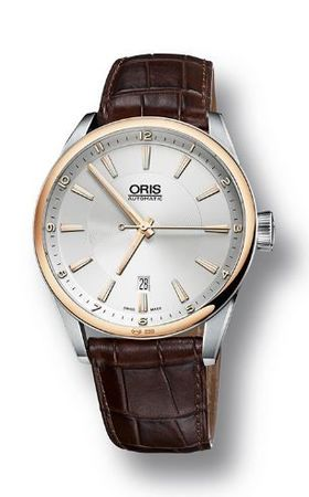 Oris Artix Date 42mm Men's Watch 01 733 7642 6331-07 5 21 80FC