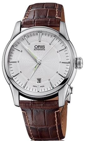 Oris Artelier Date  Men's Watch 01 733 7670 4051-07 5 21 70FC