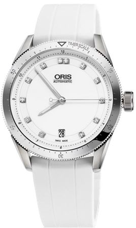 Oris Artix GT Date Diamonds Women's Watch 01 733 7671 4191-07 4 18 30FC