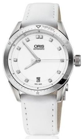 Oris Artix GT Date Diamonds Women's Watch 01 733 7671 4191-07 5 18 40FC