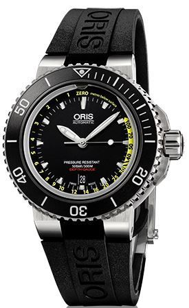 Oris Aquis   Men's Watch 01 733 7675 4154-Set