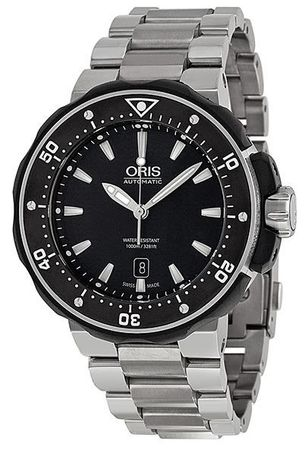 Oris ProDiver Date  Men's Watch 01 733 7682 7154-07 8 26 75PEB