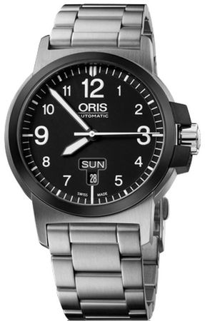 Oris BC3 Advanced Day Date  Men's Watch 01 735 7641 4364-07 8 22 03