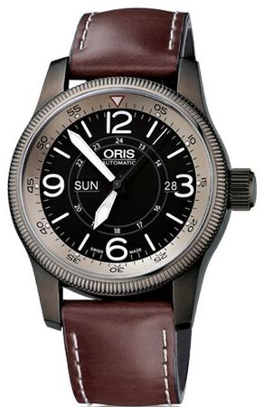 Oris Big Crown Timer  Men's Watch 01 735 7660 4264-07 5 22 75