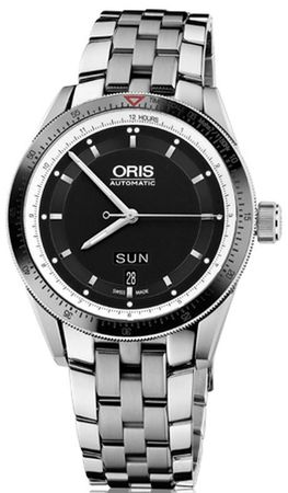 Oris Artix GT Day Date  Men's Watch 01 735 7662 4154-07 8 21 85