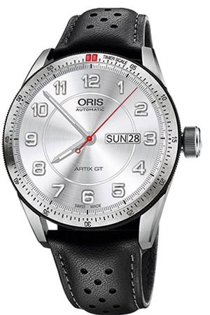 Oris Artix GT Day Date  Men's Watch 01 735 7662 4461-07 5 21 87FC