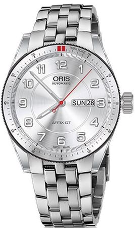 Oris Artix GT Day Date  Men's Watch 01 735 7662 4461-07 8 21 85