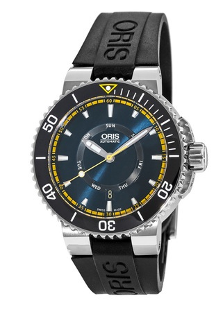 Oris Great Barrier Reef   Men's Watch 01 735 7673 4185-Set RS