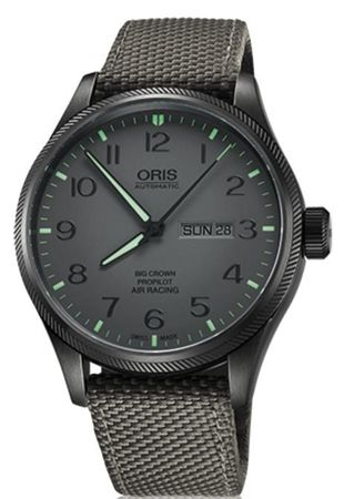 Oris Air Racer  Edition IV Men's Watch 01 735 7698 4783-Set