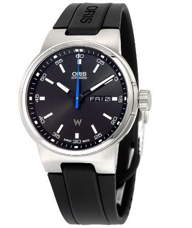Oris Williams F1 Team Day Date  Men's Watch 01 735 7716 4154-07 4 24 50