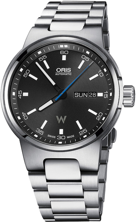 Oris Williams F1 Team Day Date  Men's Watch 01 735 7716 4154-07 8 24 50