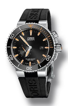 Oris Aquis Carlos Coste  Men's Watch 01 743 7709 7184-Set RS