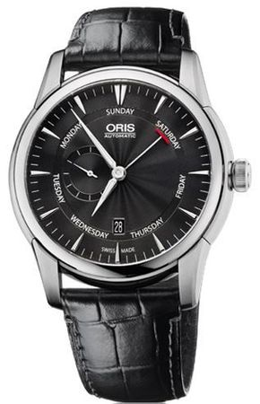 Oris Artelier Small Second Pointer Day Men's Watch 01 745 7666 4054-07 5 23 71FC