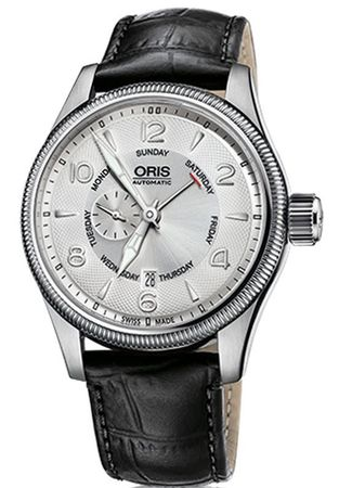 Oris Big Crown Small Second Pointer Day Men's Watch 01 745 7688 4061-07 5 22 76FC