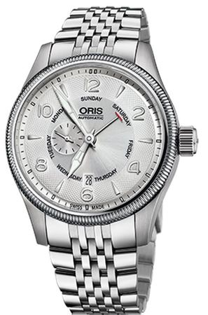 Oris Big Crown Small Second Pointer Day Men's Watch 01 745 7688 4061-07 8 22 30