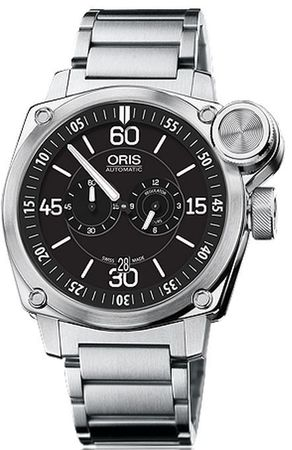 Oris BC4 Der Meisterflieger  Men's Watch 01 749 7632 4194-Set MB