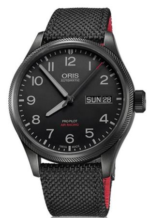 Oris Air Racer  Edition IV Men's Watch 01 752 7698 4784-Set