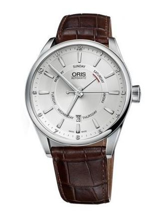 Oris Artix Pointer Day Date Men's Watch 01 755 7691 4051-07 5 21 80FC