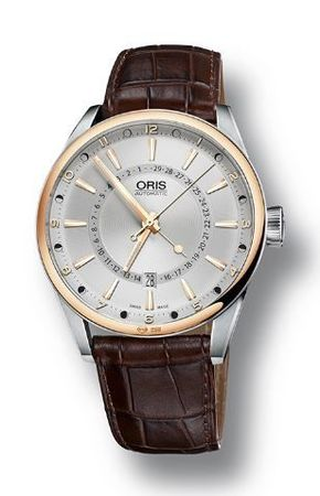 Oris Artix Pointer Moon Date Men's Watch 01 761 7691 6331-07 5 21 80FC