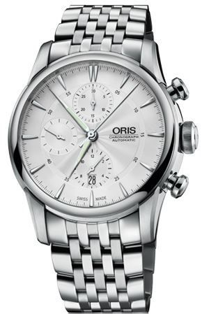 Oris Artelier Chronograph  Men's Watch 01 774 7686 4051-07 8 23 77
