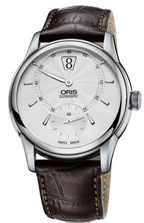 Oris Artelier Jumping Hour  Men's Watch 01 917 7702 4051-07 5 21 70FC
