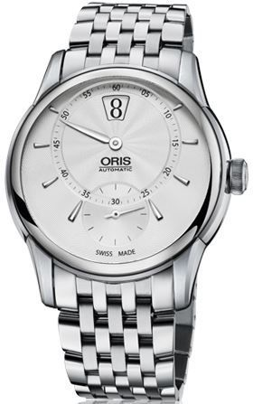 Oris Artelier Jumping Hour  Men's Watch 01 917 7702 4051-07 8 21 77
