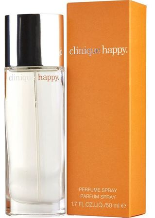 Clinique Perfume  Happy Ladies EDP Spray 1.7 oz Women's Fragrance 020714052959
