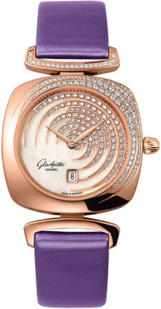 Glashutte Original Lady Collection Pavonina  Women's Watch 03-01-03-15-01