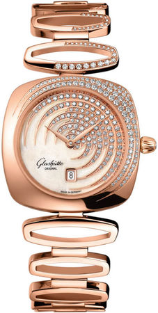 Glashutte Original Lady Collection Pavonina  Women's Watch 03-01-03-15-11