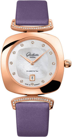 Glashutte Original Lady Collection Pavonina  Women's Watch 03-01-08-05-02