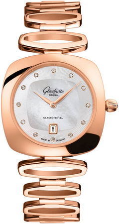 Glashutte Original Lady Collection Pavonina  Women's Watch 03-01-08-05-14
