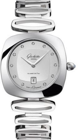 Glashutte Original Lady Collection Pavonina  Women's Watch 03-01-10-12-14